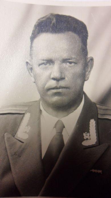 Киселёв Николай Васильевич