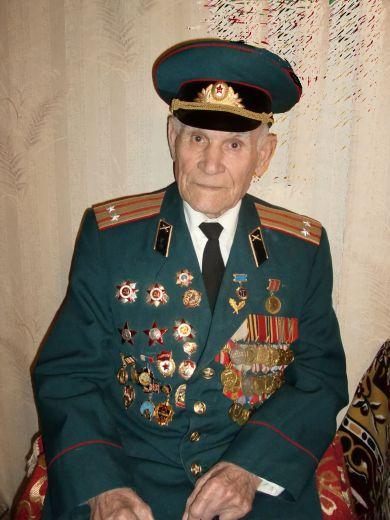 Скачков Андрей Матвеевич