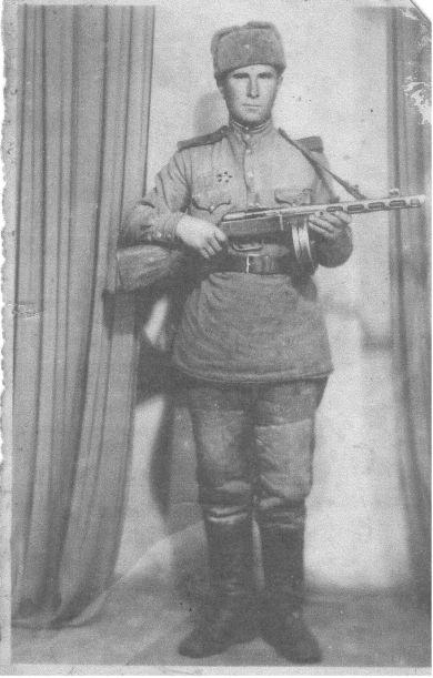 Батаев Петр Яковлевич