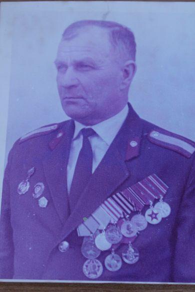 Старостин Палин Павлович