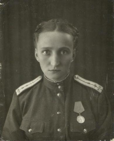Рябинина Ираида Михайловна