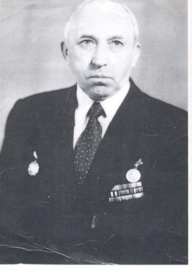 Савин Василий Игнатович