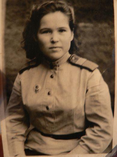 Максимова (Тимофеева) Екатерина Тимофеевна