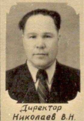 Николаев Владимир НИКОЛАЕВИЧ