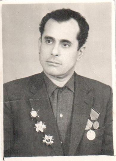 Саттаров Абдухалил Ашрапович