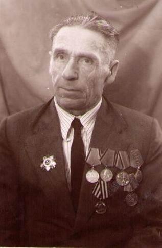 Рыжков Михаил Прохорович