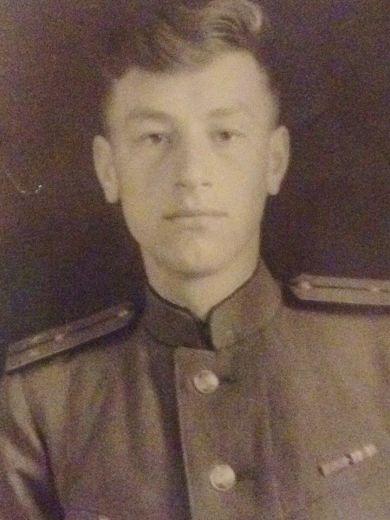 Михайлов Юрий Александрович