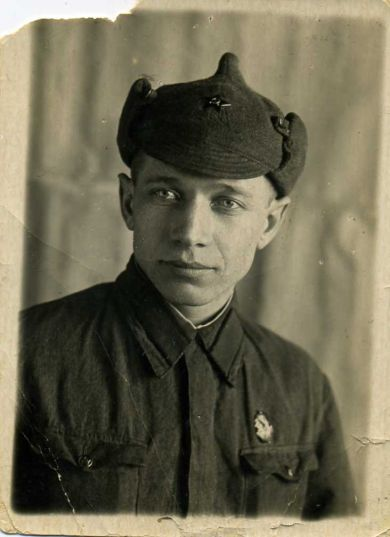 Нестеров Николай Сергеевич