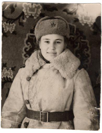 Филиппова Юлия Александровна (в замужестве Карабанова)