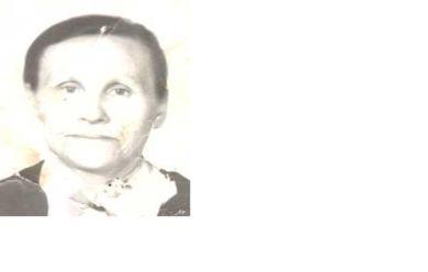 Грицовец  Ефросиния  Игнатовна 20.02.1930г. – 31.08.1998г.
