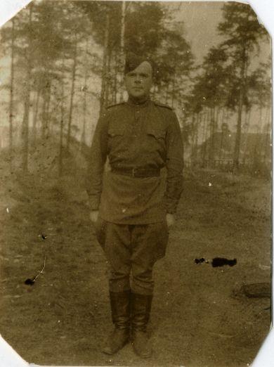 Дзержинский Константин Иванович
