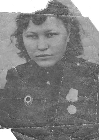 Гордина Парасковья Степановна