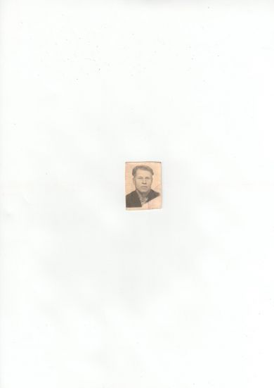 Агафонов Пётр Степанович