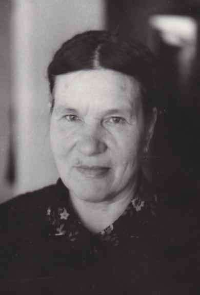 Михайлова Анна Хресантьевна