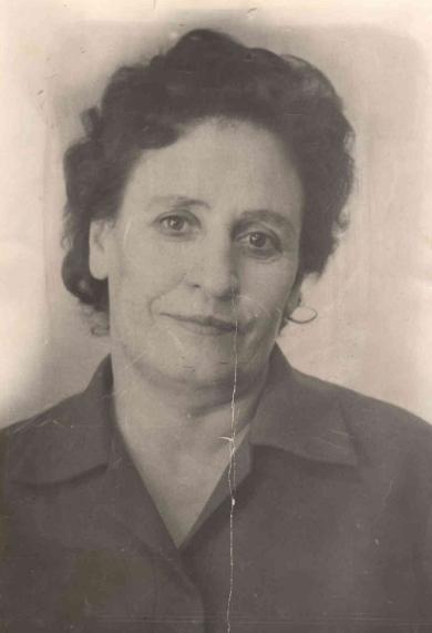 Сиволап Антонина Тимофеевна