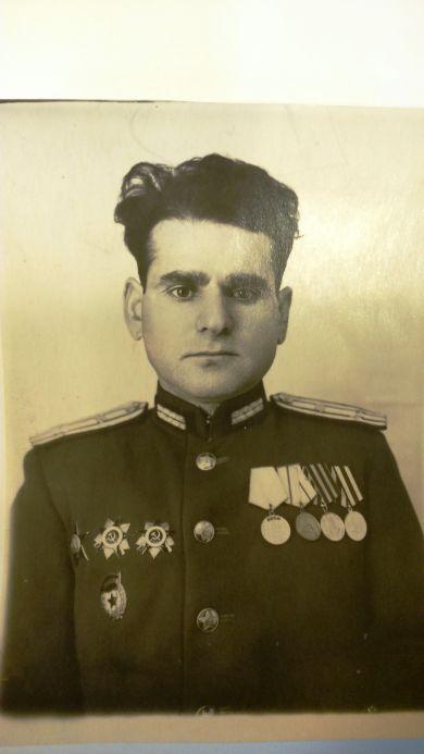 Багдасаров Сумбат Акопович