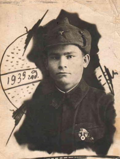 Тюрюмин Иннокентий Андронович