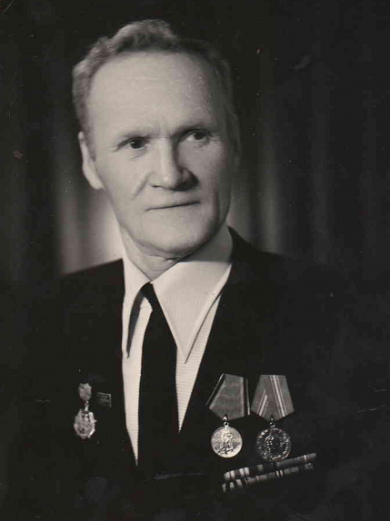 Ступин Николай Васильевич