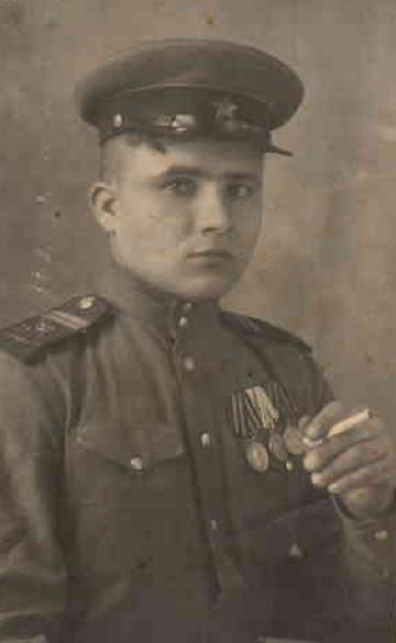 Соснин Александр Сергеевич