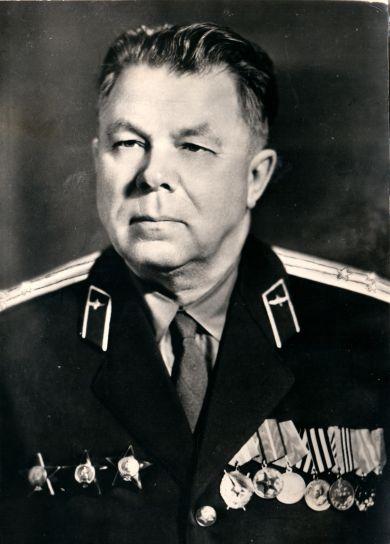 Егоров Никон Романович