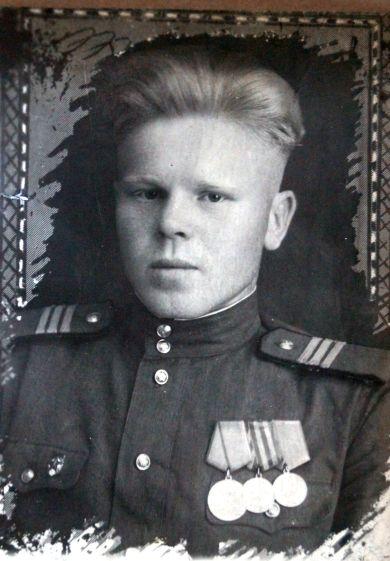 Перевозников Владимир Сергеевич