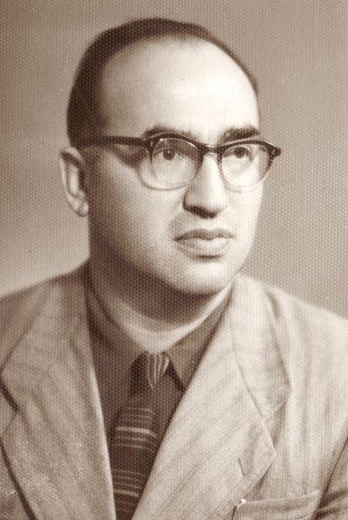 Бахрах Хоня Григорьевич