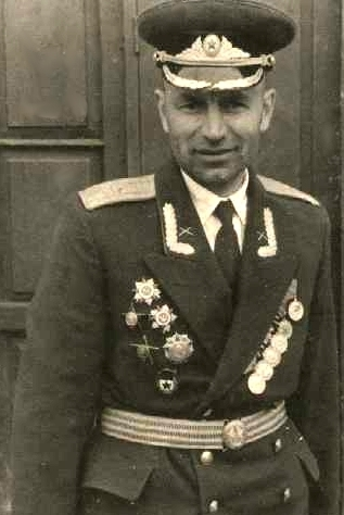 Михайлов Михаил Филиппович