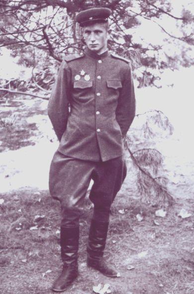 Липатов Михаил Иванович