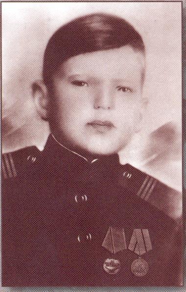 Щукин Алексей Матвеевич (1930-1945)