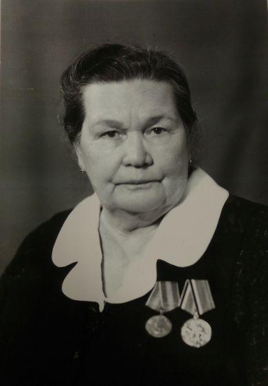 Лопаткина Таисия Арсентьевна