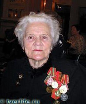 Антонова Клавдия Константиновна