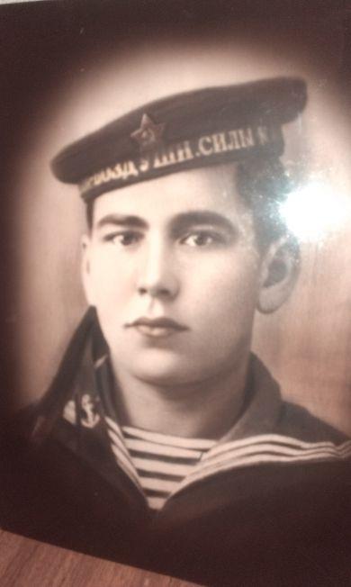 Савельев Виктор Сулуянович