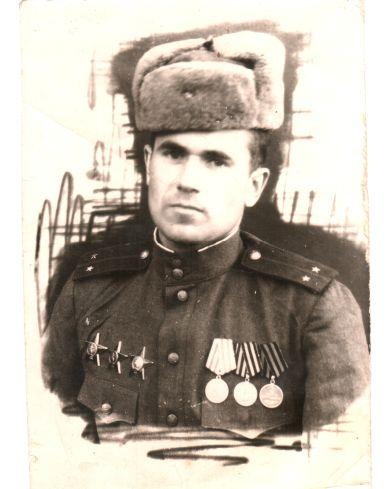 Ельцов Степан Николаевич