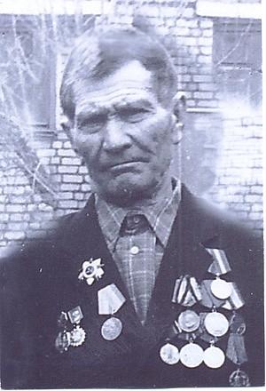 Димов Терентий Иванович
