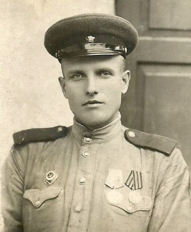 Свиридов Алексей Митрофанович