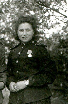 Евграфова Нина Николаевна