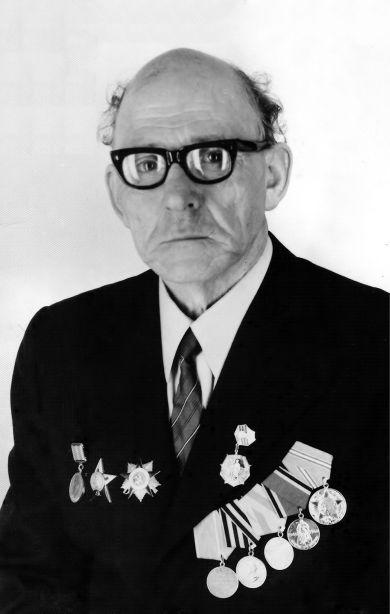 Сальников Павел Максимович
