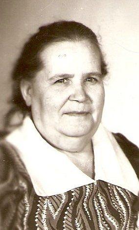 Балаганова (Медведева) Валентина Семёновна