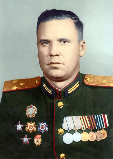 Эктов Павел Георгиевич