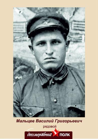 Мальцев Василий Григорьевич