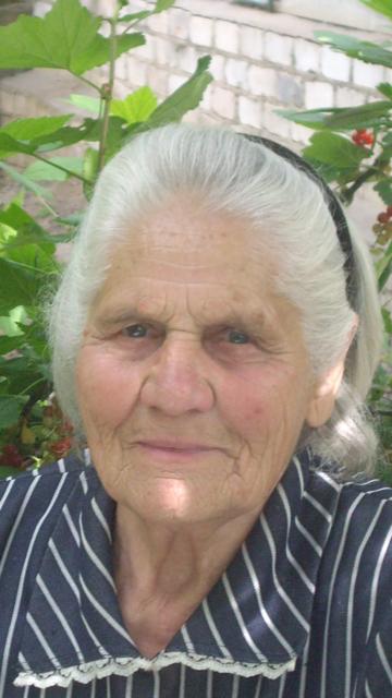 Алексеева Мария Георгиевна