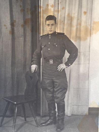 Хаустов Владимир Иванович