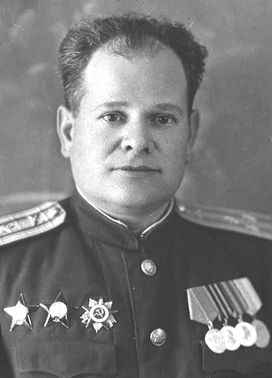 Соркин Рувим Евелевич