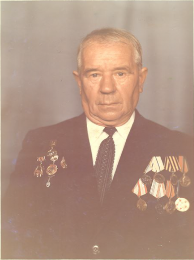 Черкашин Кузьма Никифорович