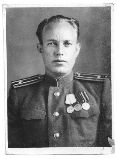 Бажин Михаил Трофимович