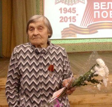 Щербакова Мария Петровна