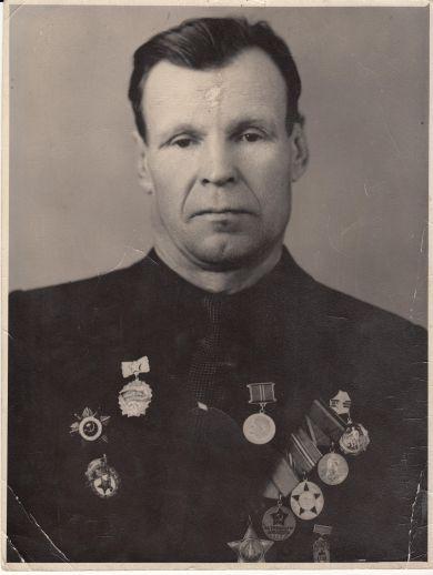Шевченко Николай Никитович