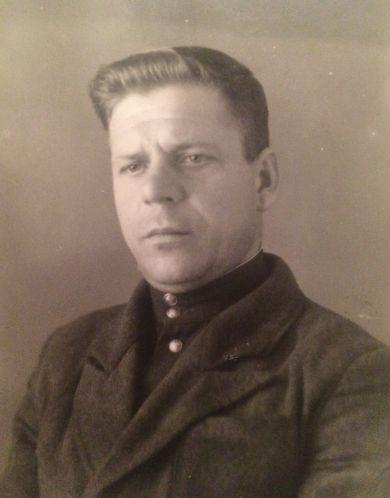 Жаров Василий Матвеевич