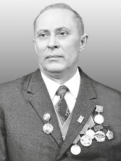 Плахотников Иван Степанович