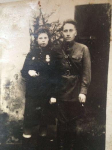 Монина Полина Ивановна